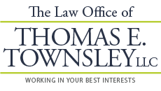 The Law Office of Thomas E. Townsley, LLC logo